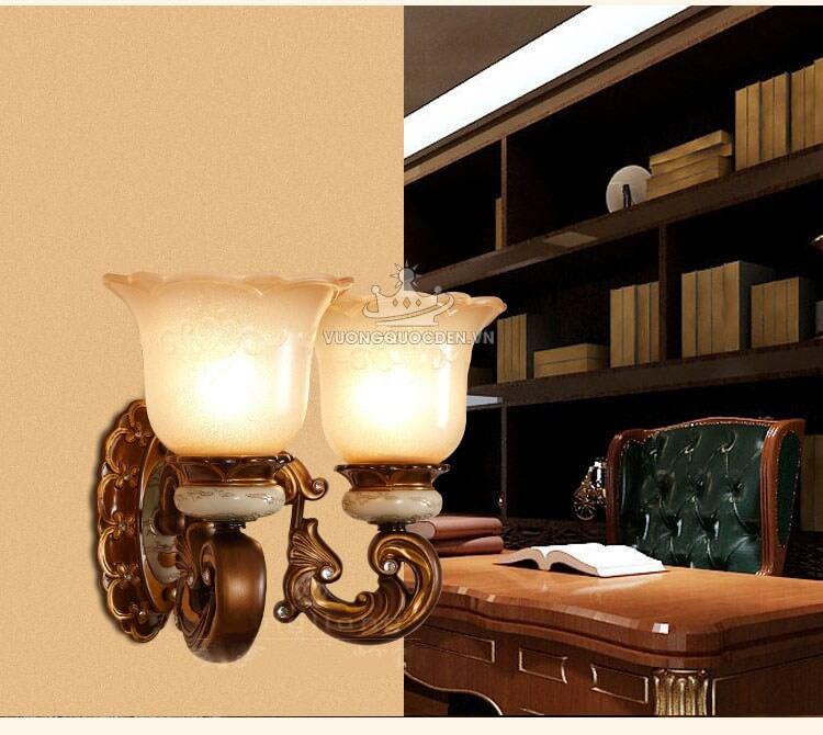 Bật phong cách sống mới với đèn tường thủy tinh cao cấp