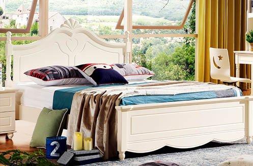 Xu hướng sử dụng giường ngủ cho bé gái nhập khẩu hiện nay