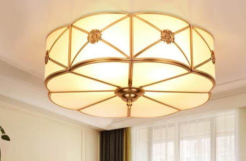 Giá đèn ốp trần trang trí