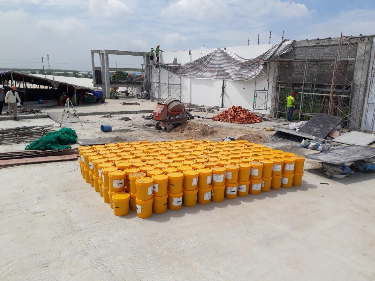 Sản phẩm và dịch vụ chống thấm chất lượng tại USS