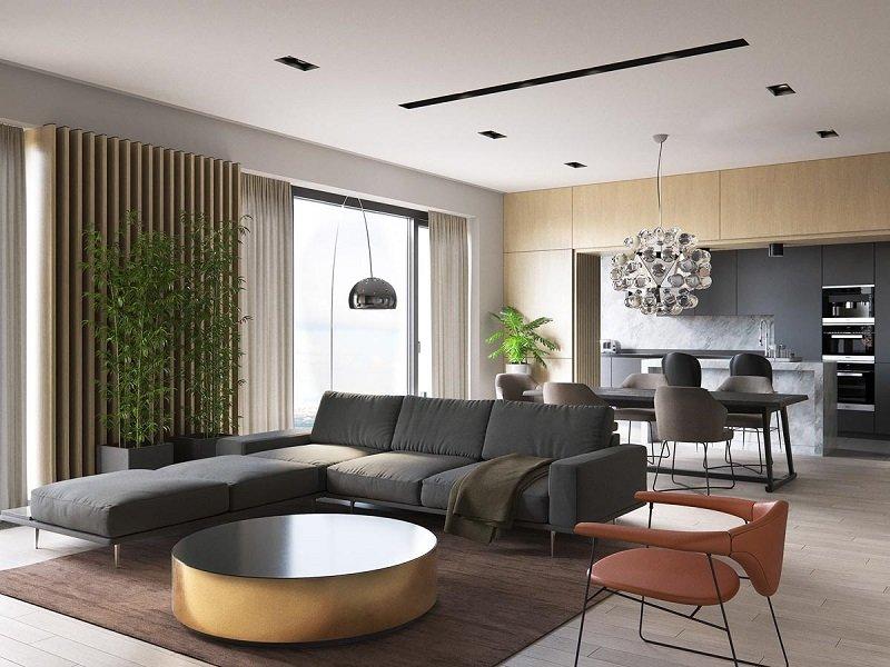 Bộ bàn ghế sofa hiện đại cao cấp luôn đi đầu về chất lượng