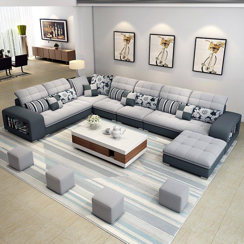 Sự đa dạng trong các thiết kế bộ bàn ghế sofa hiện đại