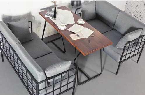 Bàn ghế quán café kiểu dáng hiện đại