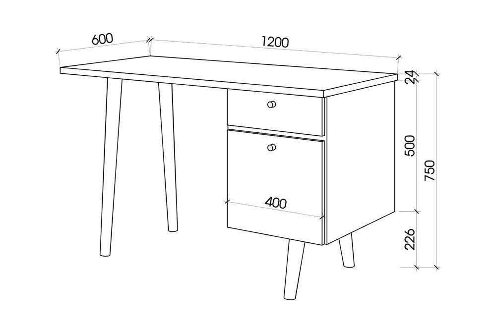 Kích thước bàn học sinh viên đúng chuẩn Bộ y tế