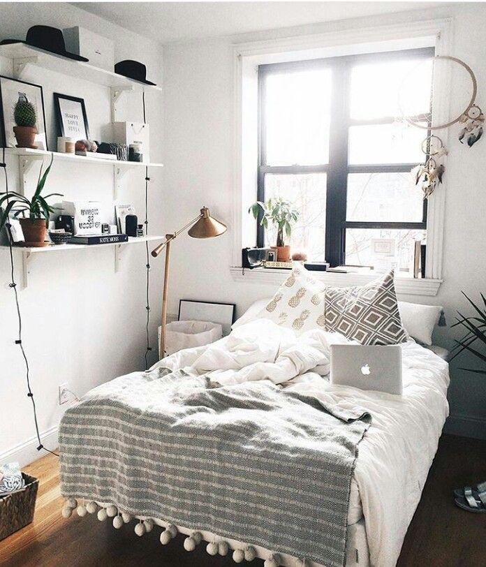 Trang trí phòng ngủ bằng đồ hanmade