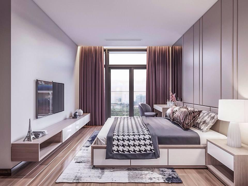 Trang trí phòng ngủ nhỏ bằng nội thất đa năng