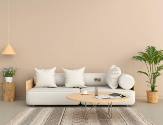 Ghế sofa đẹp phải đảm bảo đáp ứng xu hướng nội thất mới