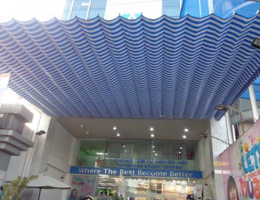 Giải pháp chống nóng với mái xếp tân tiến